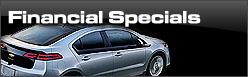 Finance Specials