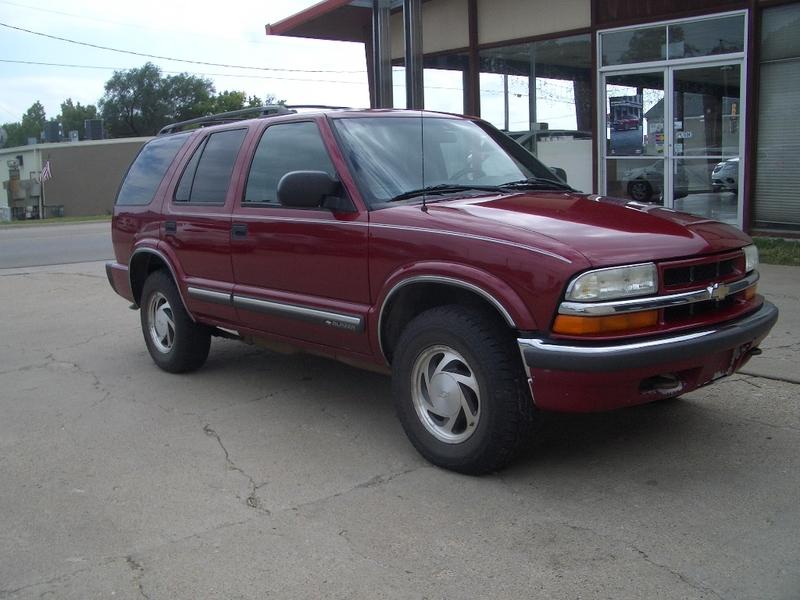 2001 Used Chevrolet Blazer LT