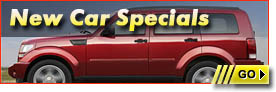 New Car Specials
