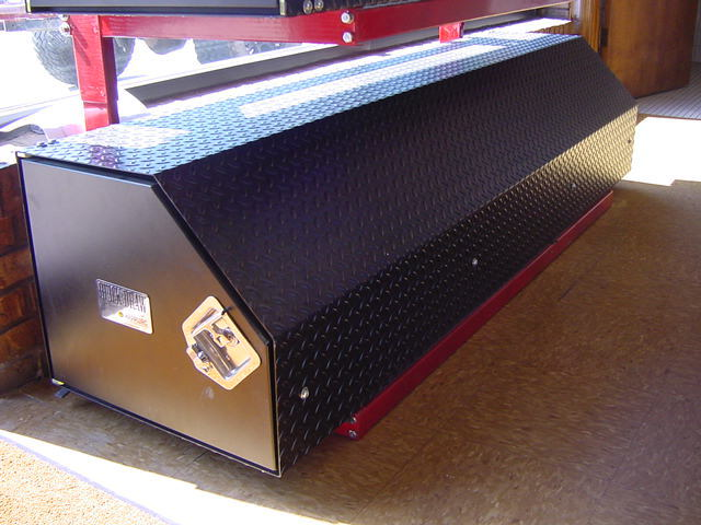 Quick Draw Angled Flatbed Toolbox Lincoln NE Gary Gross