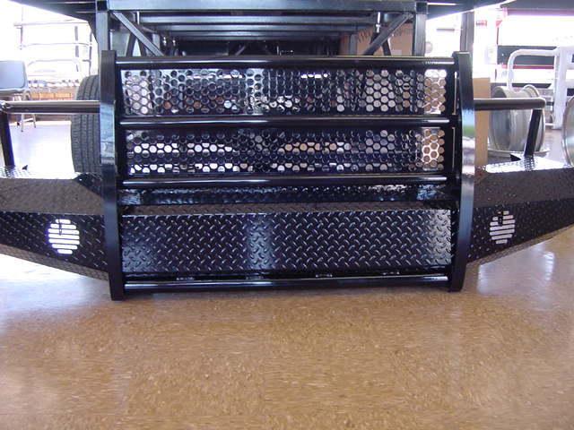 trailfx ram bumper