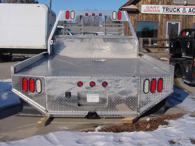 Hillsboro Aluminum Truck Bed Prices Commercial Truck