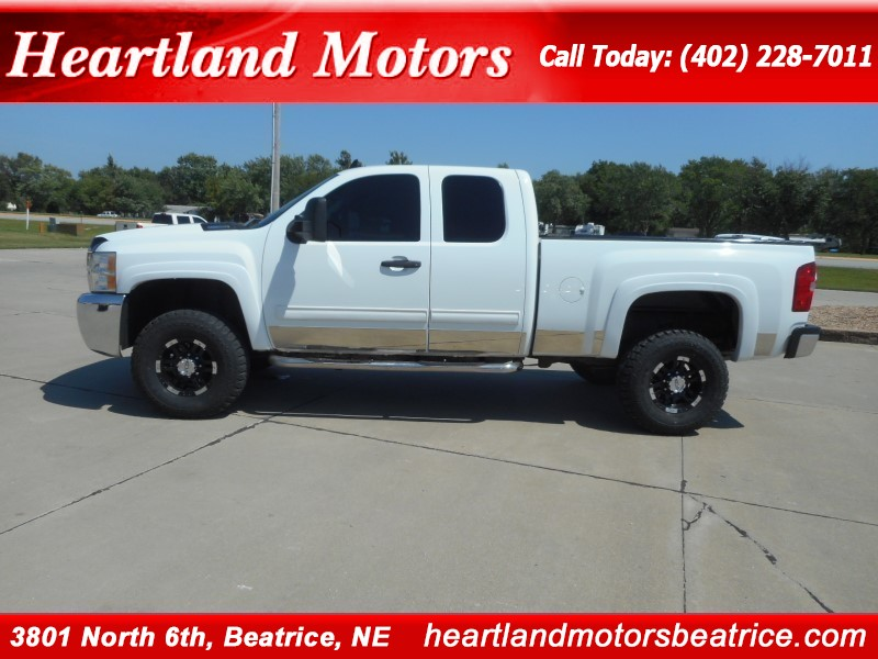 Used 2009 Chevrolet Silverado 2500HD 1LT