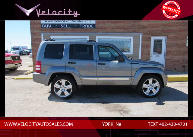 Used 2012 Jeep Liberty Limited Jet Edition Sport Utility 4D