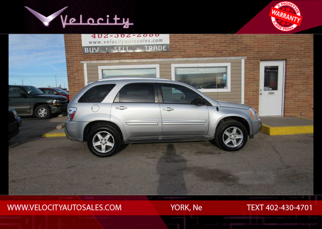 Used 2005 Chevrolet Equinox LT Sport Utility 4D