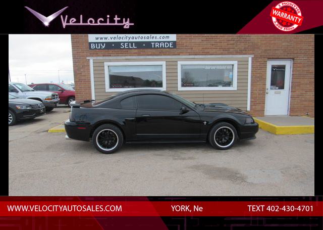 Used 2003 Ford Mustang Mach 1 Premium Coupe 2D