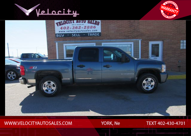 Used 2007 Chevrolet Silverado 1500 Crew Cab LT Pickup 4D 5 3/4 ft