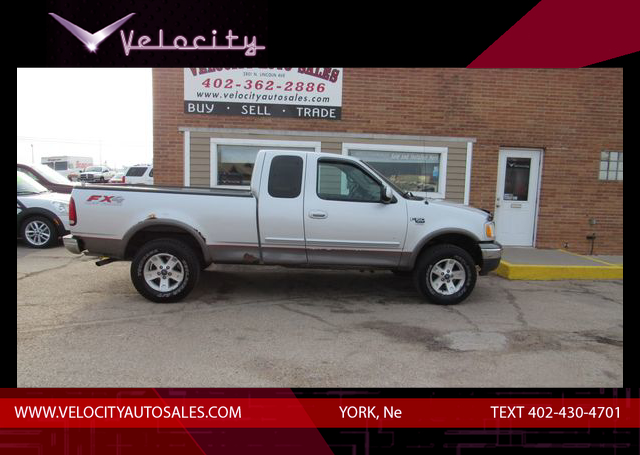 Used 2002 Ford F150 Super Cab Short Bed 4D