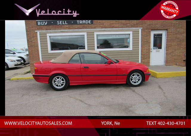 Used 1999 BMW 3 Series 323i Convertible 2D