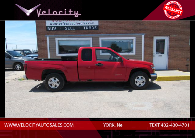 Used 2004 Chevrolet Colorado Extended Cab Pickup 4D 6 ft
