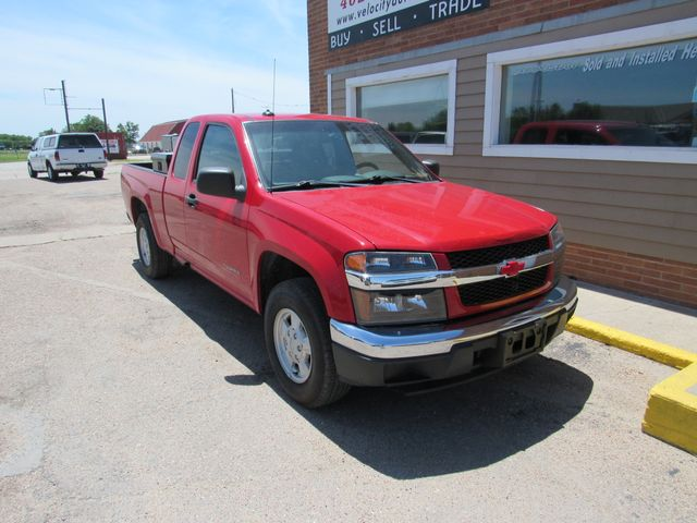 2004 Chevrolet Colorado Extended Cab Pickup 4d 6 Ft Pickup