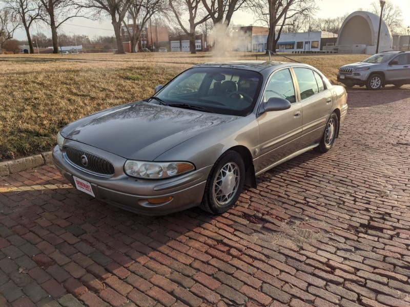 2003 Used Buick LeSabre Limited