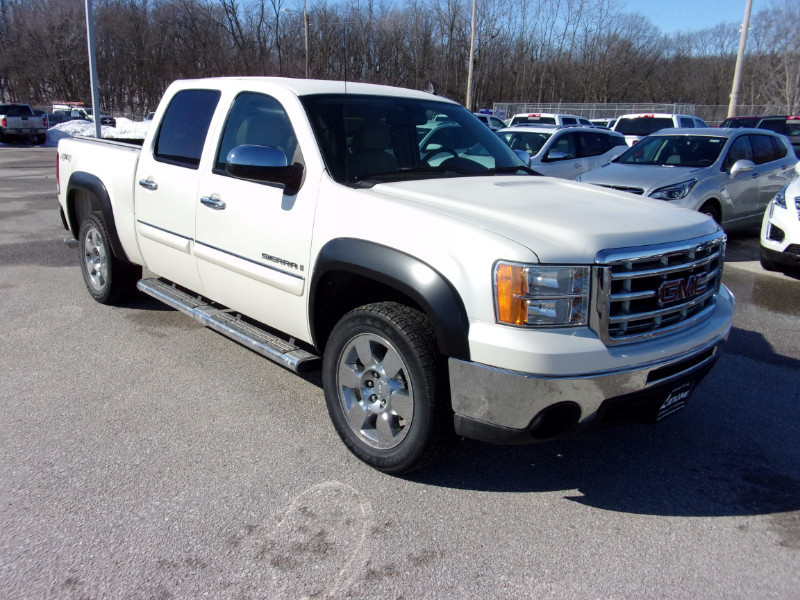 Used 2009 GMC Sierra 1500 SLT