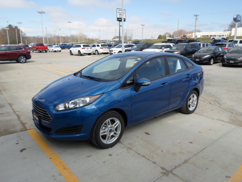 Used 2018 Ford Fiesta SE