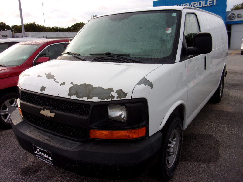 Used 2010 CHEVROLET EXPRESS G2500