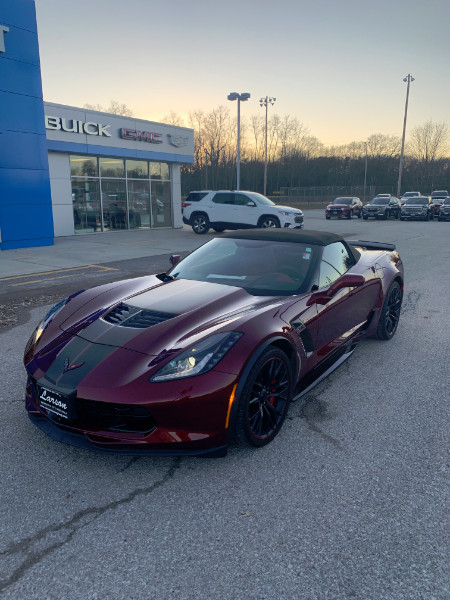 Used 2019 Chevrolet Corvette Z06 3LZ