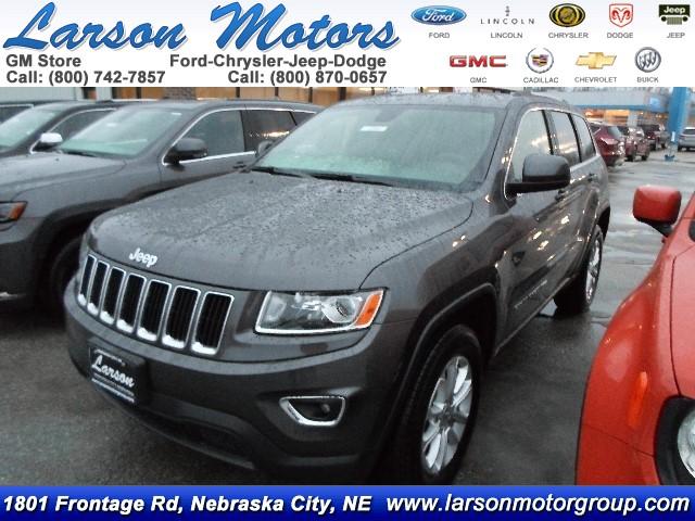 2015 Jeep Grand Cherokee Laredo Suv Nebraska City Ne