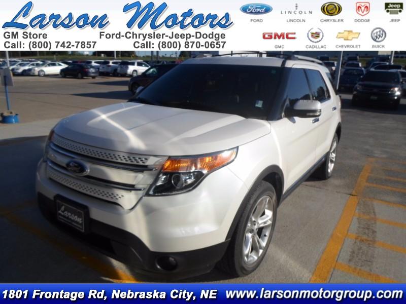2012 Ford Explorer Limited Suv Nebraska City Ne Larson