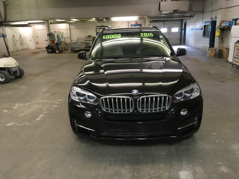 Used 2015 BMW X5 xDrive50i