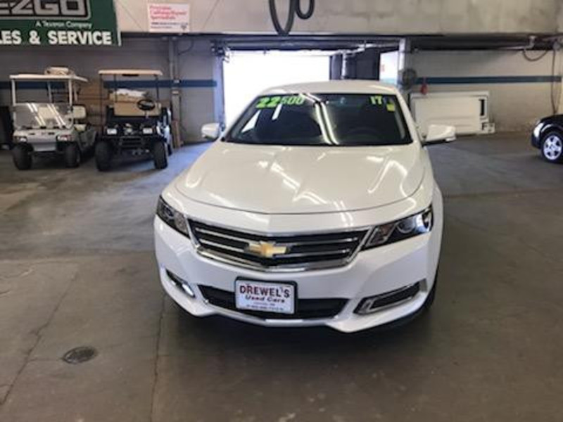 Used 2017 Chevrolet Impala LT