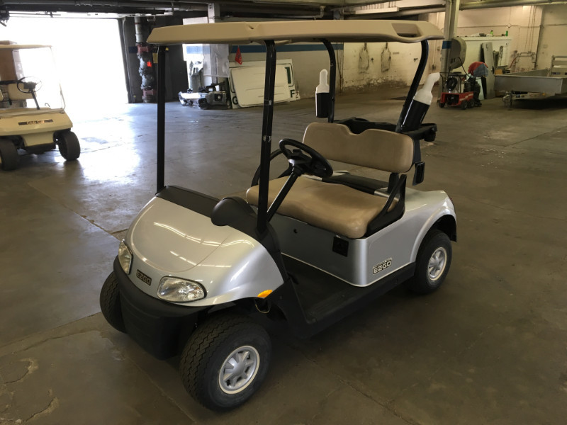 Used 2016 EZGO RXV Freedom Electric