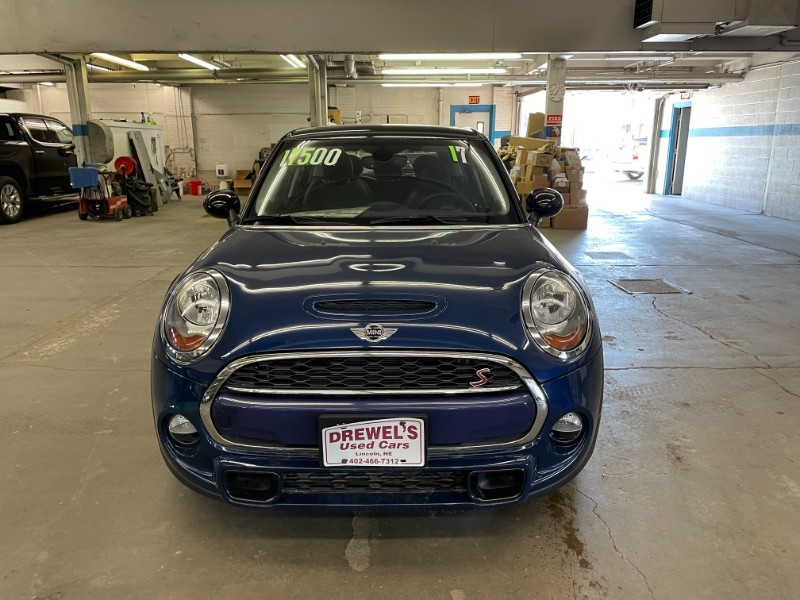 Used 2017 MINI Hardtop 4 Door S