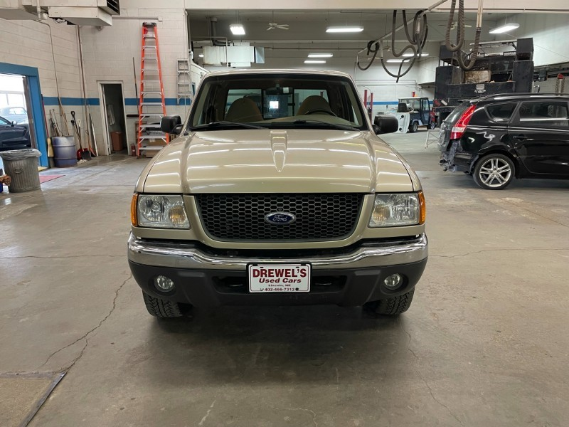 Used 2001 Ford Ranger SuperCab XLT 4WD