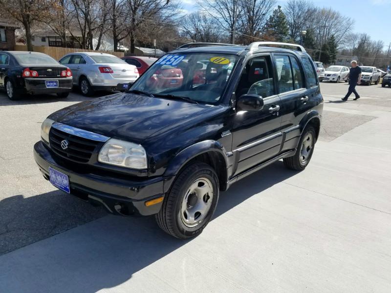 Used 2001 Suzuki Grand Vitara JLX
