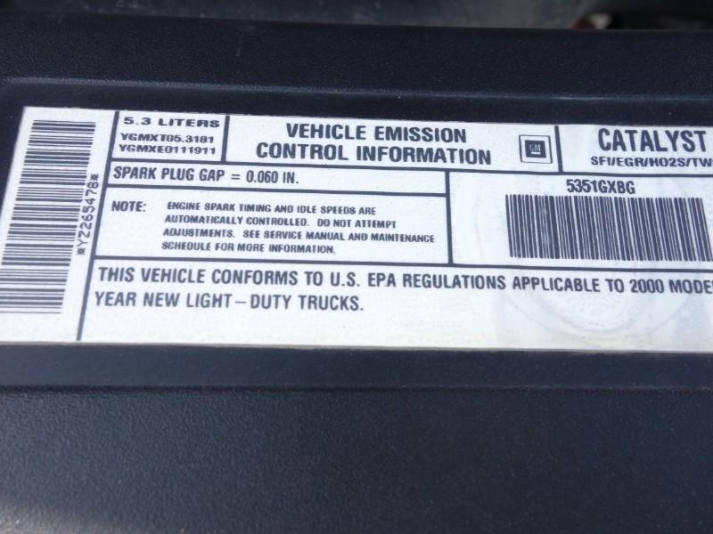 2000 Chevrolet Silverado 1500 LS - SHARP! Truck Lincoln NE