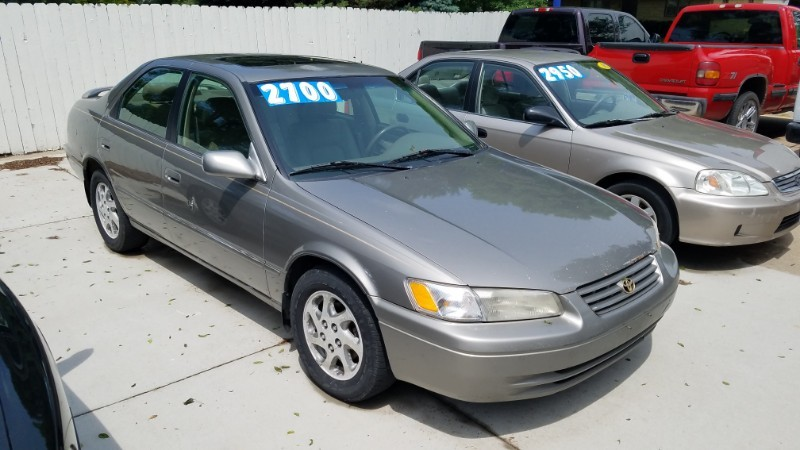 Used 1997 Toyota Camry LE