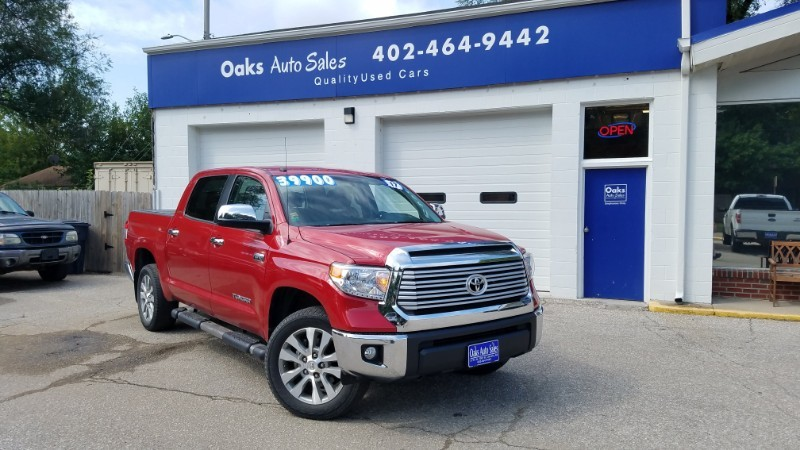 Used 2017 Toyota Tundra 4WD Limited