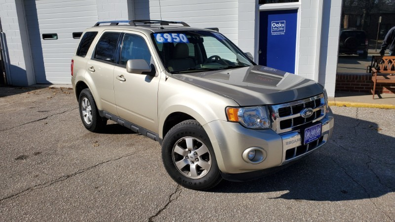 Used 2011 Ford Escape Limited