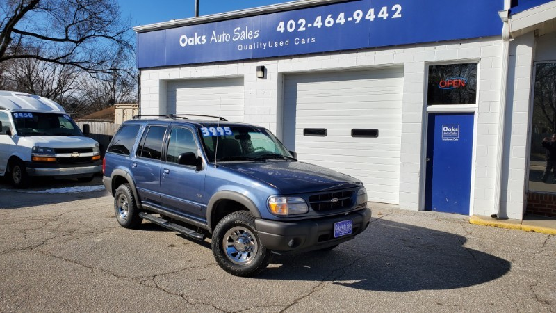 Used 2000 Ford Explorer XLS