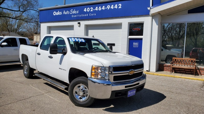 Used 2009 Chevrolet Silverado 2500HD Work Truck