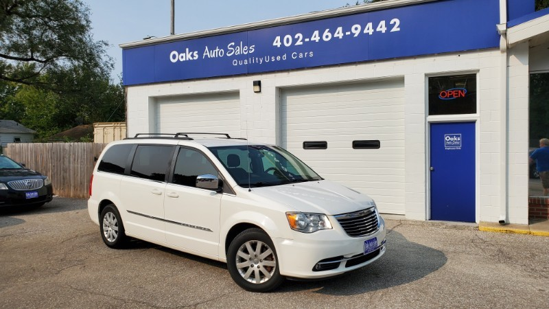 Used 2012 Chrysler Town & Country Touring-L