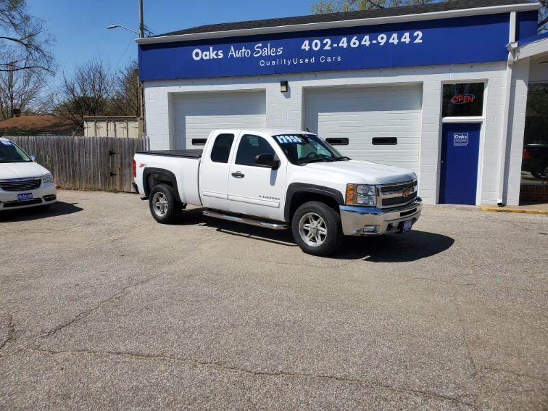 Used 2013 Chevrolet Silverado 1500 LT