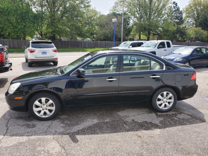 Used 2007 Kia Optima EX