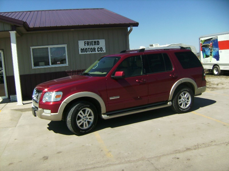 Used 2006 Ford Explorer Eddie Bauer