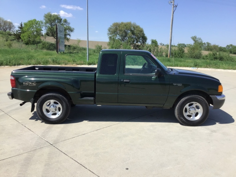Used 2001 Ford Ranger XLT Off-Rd w/391A