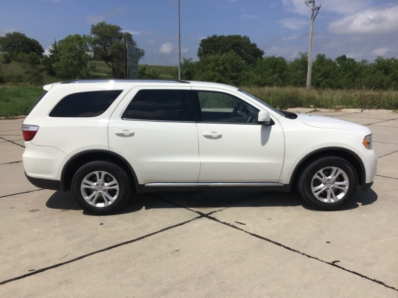 Used 2012 Dodge Durango SXT
