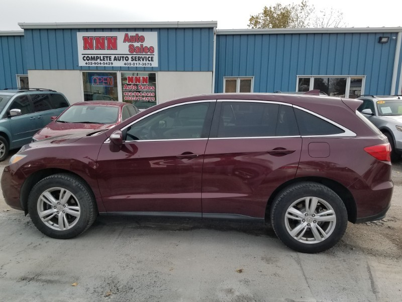 Used 2014 Acura RDX Tech Pkg