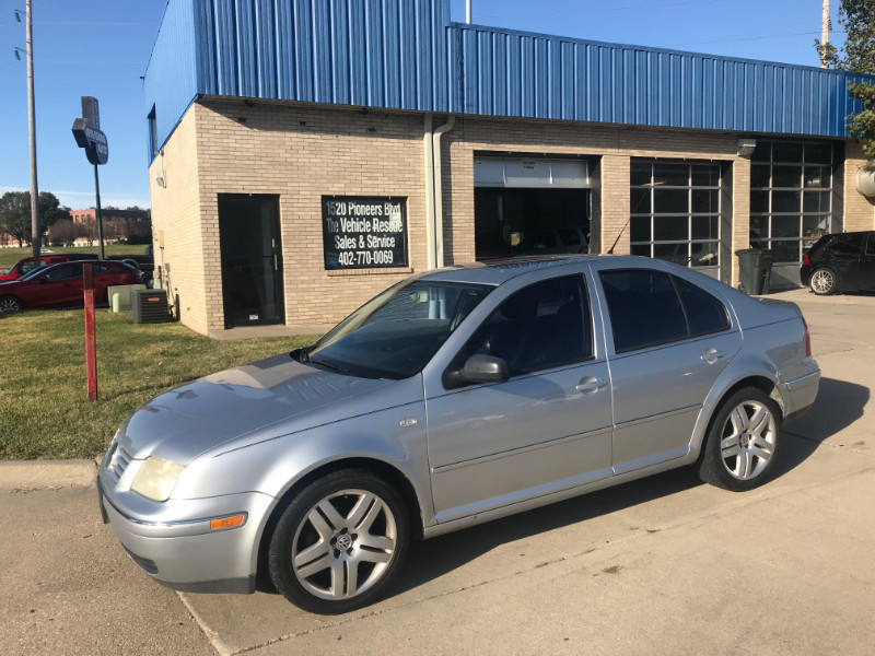 Used 2004 Volkswagen Jetta Sedan GLS