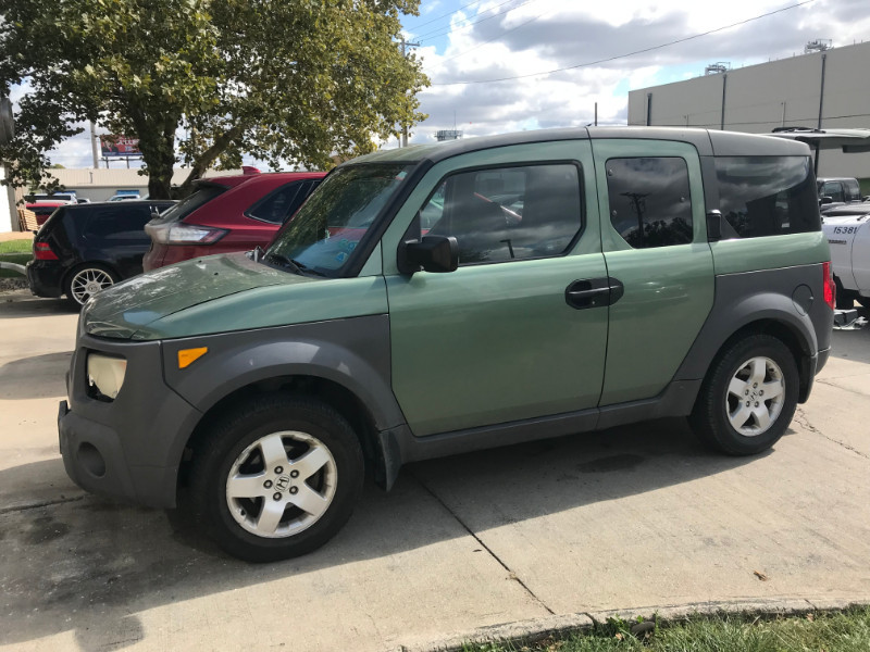 Used 2004 Honda Element EX