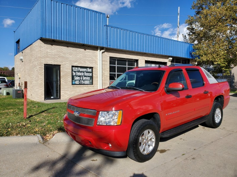 Used 2008 Chevrolet Avalanche LT w/2LT