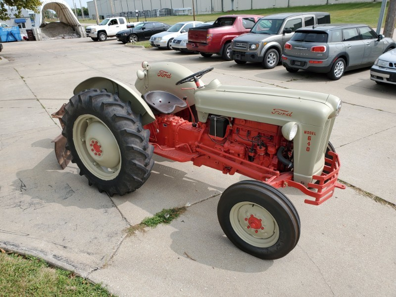 Used 1957 Ford 640