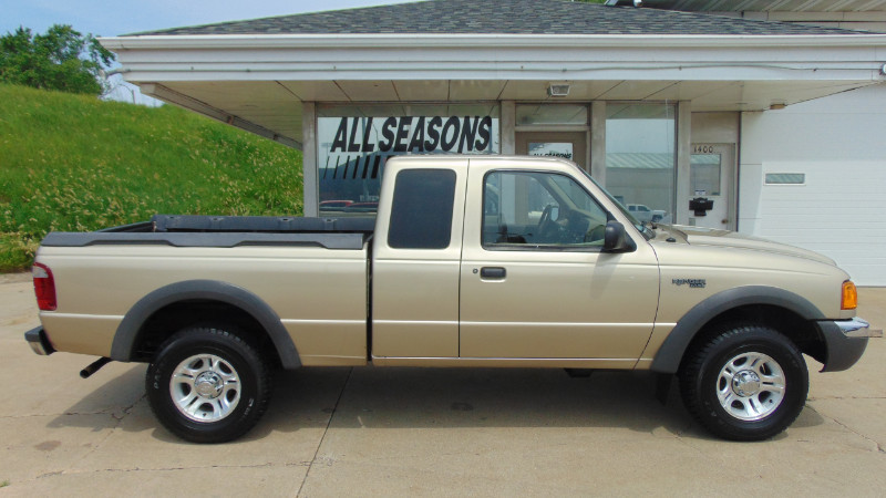 Used 2001 Ford Ranger