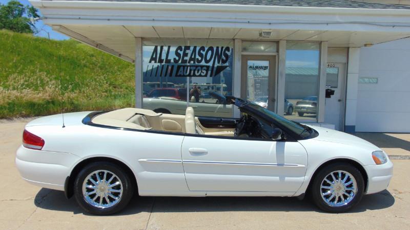 Used 2002 Chrysler Sebring Limited