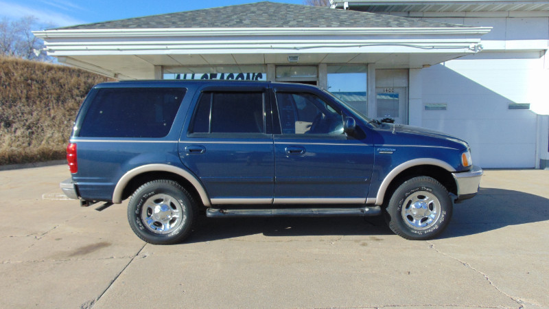 Used 1998 Ford Expedition Eddie Bauer