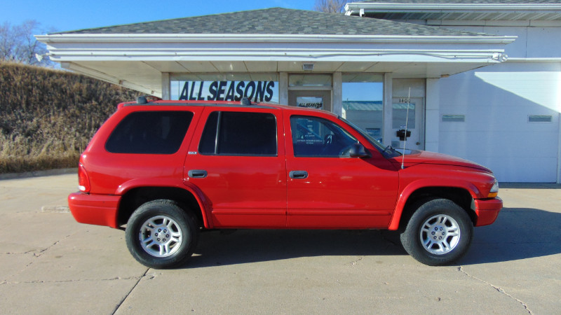Used 2002 Dodge Durango SLT