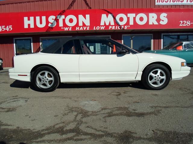 1990 oldsmobile cutlass supreme convertible convertible for Huston motors used cars